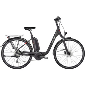 Ortler Bozen E-Trekking Bike Wave black